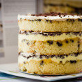 Momofuku Milk Bar Chocolate Chip Layer Cake! © 2013 Sugar + Shake