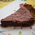 Momofuku Milk Bar Brownie Pie. © 2013 Sugar + Shake