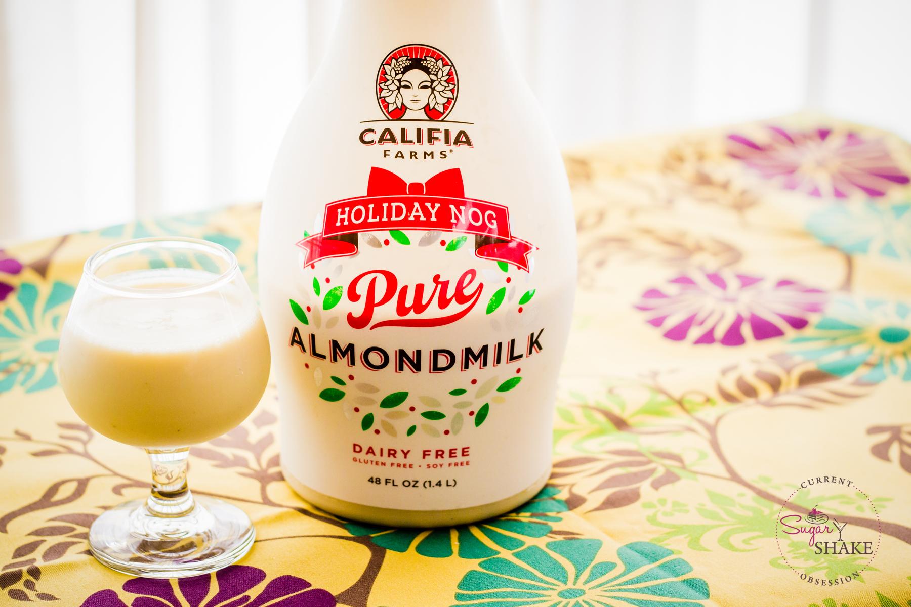 how to prepare almond milk