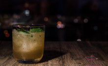 Williams & Prum mint julep. © 2014 Sugar + Shake